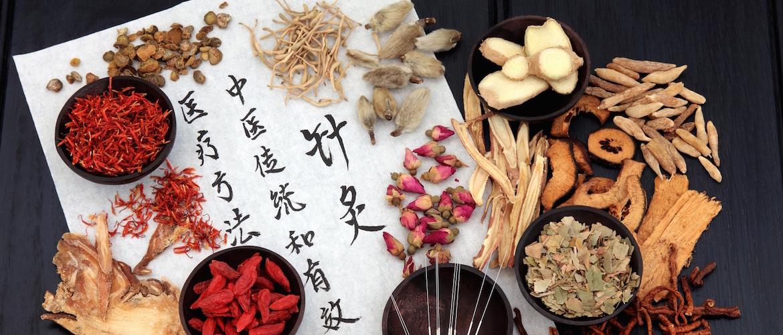 Chinesische Kräutertherapie